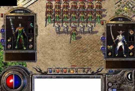 传奇超变版里新手玩家入门详解  传奇超变版 第1张