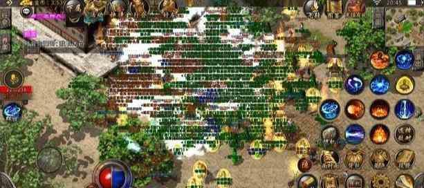 独家微变传奇中玩家如何选择适当的地图  独家微变传奇 第1张