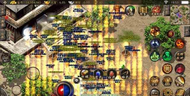 冰雪传奇下载里散人逆袭地图怎么玩  冰雪传奇下载 第1张