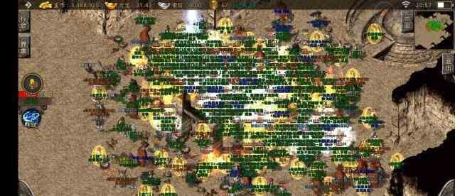 1.85星罗传奇游戏私服的万象地下宫殿全区大混战激情开怼  传奇游戏私服 第2张